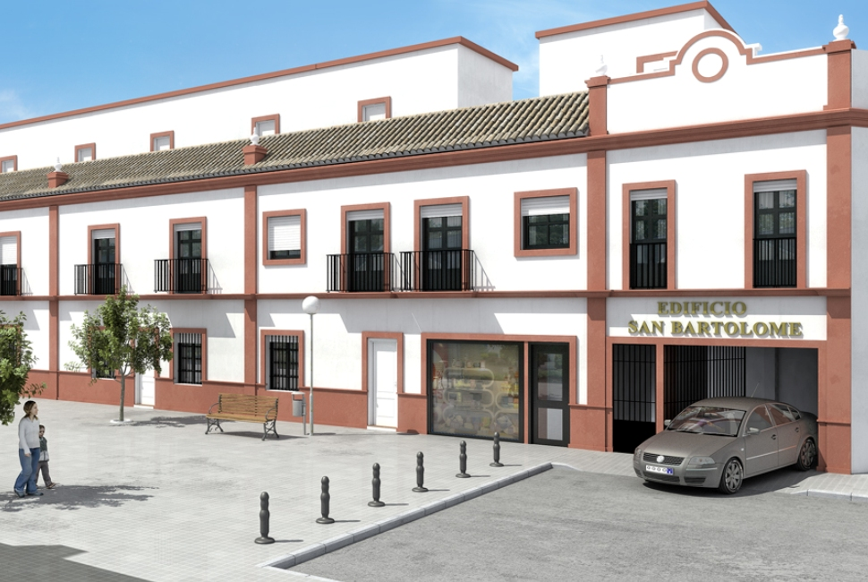 Residencial Fernando Martín Rubio