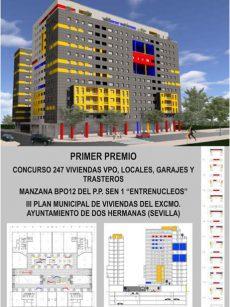 entreNUCLEOS-•-Sevilla